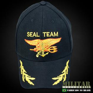 Boné Seal Team