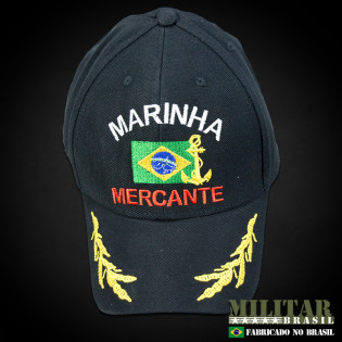 Boné Marinha Mercante