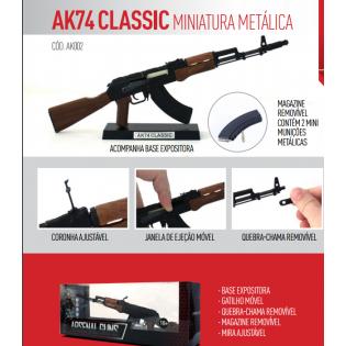Miniatura Arma AK-47 30cm