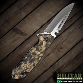 Canivete B119 Camo