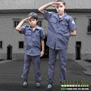 Farda Infantil Policia Mirim