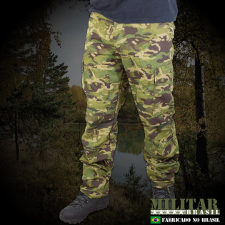Calça MB 1982 - Camo Multicam Tropical