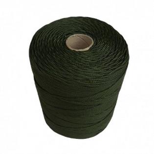 Rolo Corda Trançada 2mm Verde