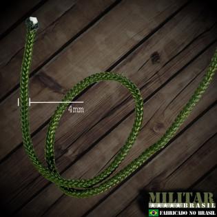 Corda Trançada 4mm Verde
