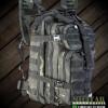 Mochila Assault 30 Litros - Camo Multicam Black