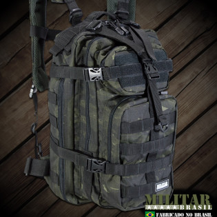 Mochila Assault 30 Litros - Camo Tiger Jungle