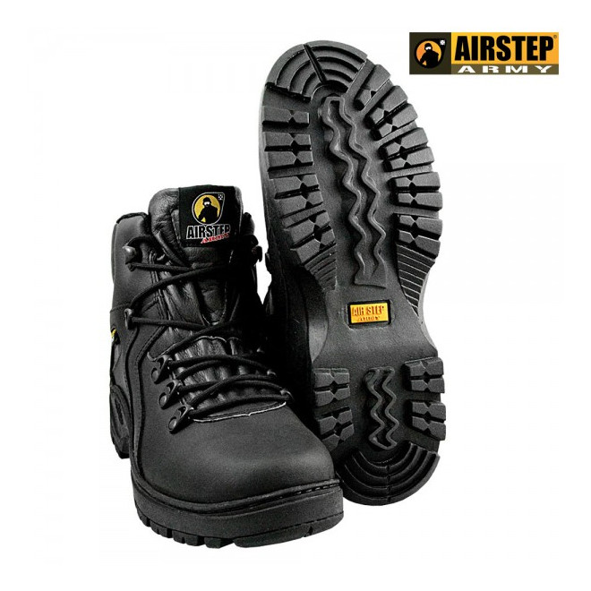 Bota Short Barrel Black 8820 - Preto