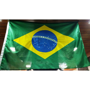 Bandeira Brasil 135cm x 193cm Oficial
