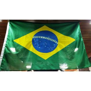 Bandeira Brasil 90cm x 128cm Oficial