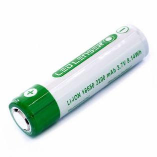 Bateria Led Lenser 18650 3.7V 2200mAh