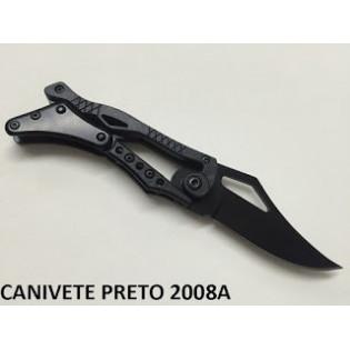 Canivete 2008A Lamina - Preta