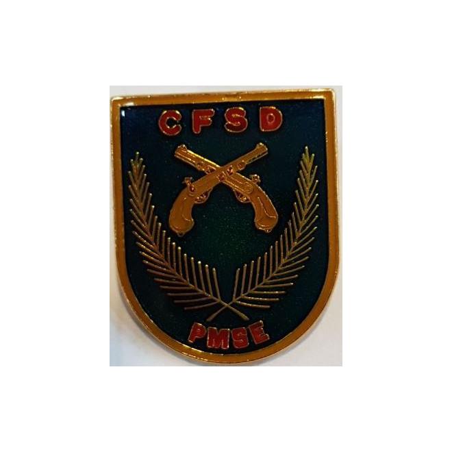 Distintivo Metal Curso CFSD PMSE - Militar Brasil - artigos ... e0739fa0966