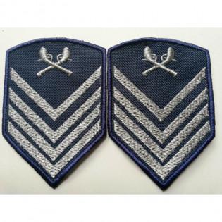 Divisa Bordada 2º Sargento