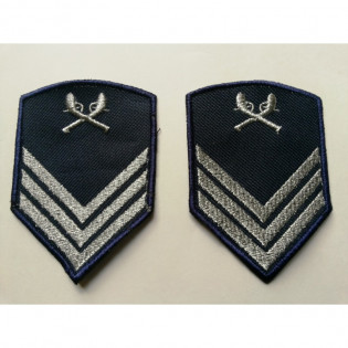 Divisa Bordada 3º Sargento