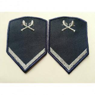 Divisa Bordada Soldado