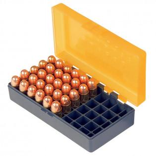 Caixa Munição 380 ou 9mm 50 Tiros