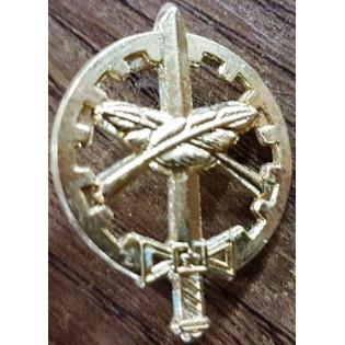 Distintivo Metal Auxiliar de Oficiais - QAO