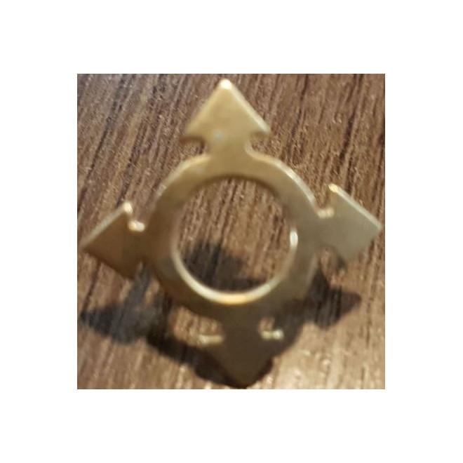 Distintivo Metal Comunicação - Militar Brasil - artigos militares ... 97b526964d3
