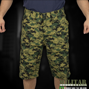 Bermuda Elite M-2 - Camo Digital Woodland