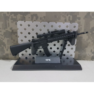 Miniatura Rifle SPR 15 cm