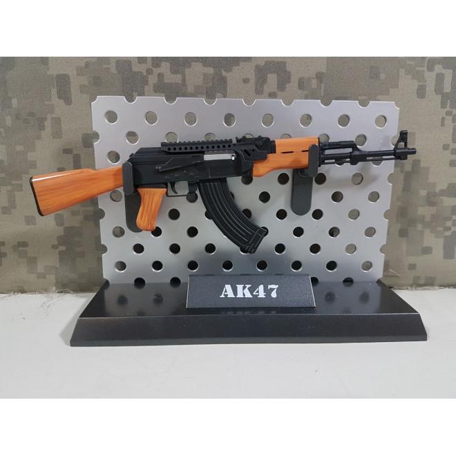 Miniatura AK 47 15cm