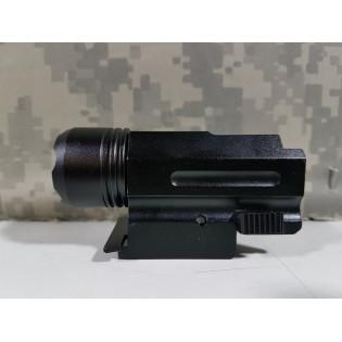 Lanterna para pistola Flashlight 130 Lumens 7,5c