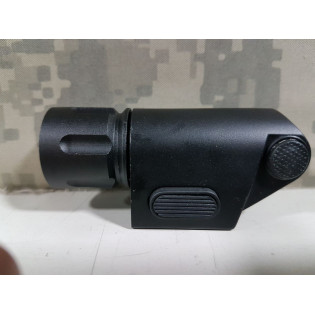 Lanterna para pistola Flashlight Small 130 Lumens 6,5c