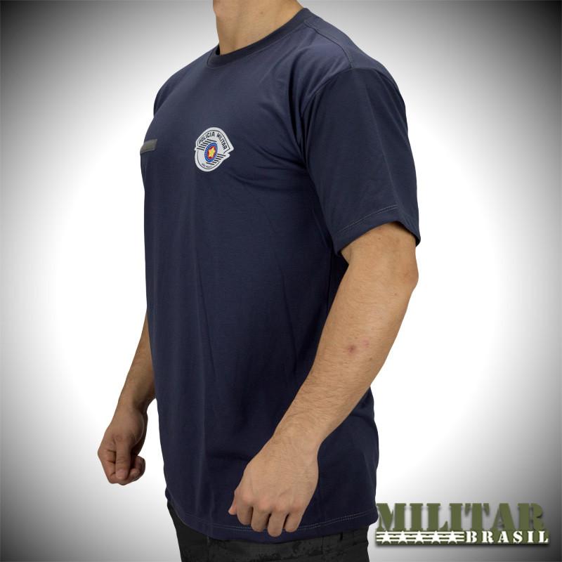 1d7124c28 Camiseta Policia Militar São Paulo  Camiseta Policia Militar São Paulo ...
