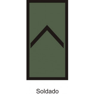 Divisa Aguia Soldado emborrachada