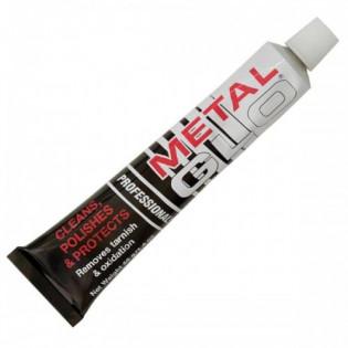 Pasta abrasiva United Metal Glo para remover ferrugem e polir metais