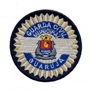 Bordado Guarda Civil do Guarujá