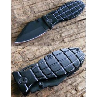 Canivete Granada Preto