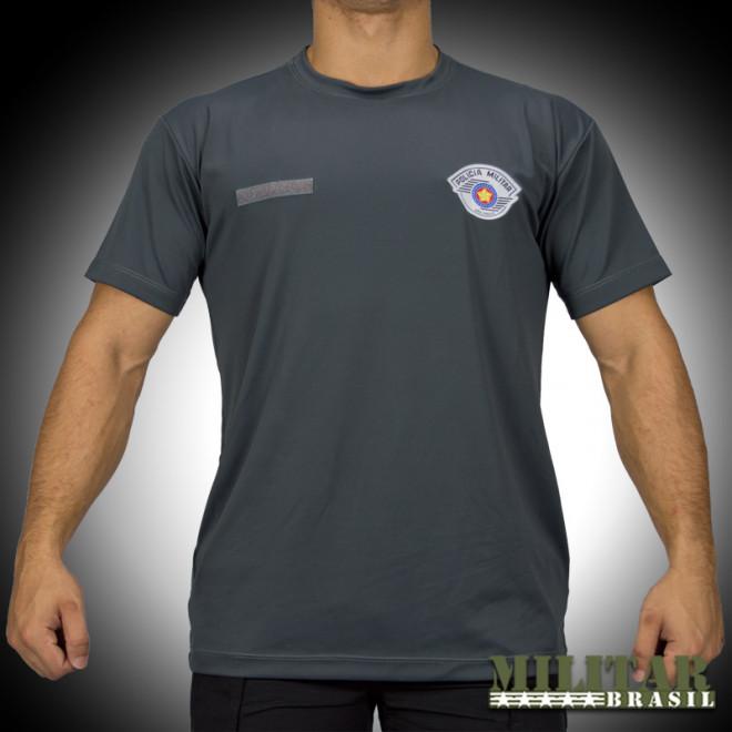 Camiseta PM-SP Dryfit