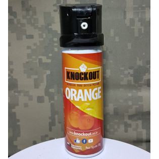 Spray Knockout Laranja 50g