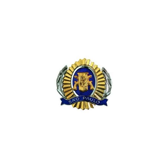 Distintivo de Boina Soldado Cabo PMSP - Militar Brasil - artigos ... 736f223a40b