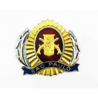 Distintivo de Boina Sargento PMSP