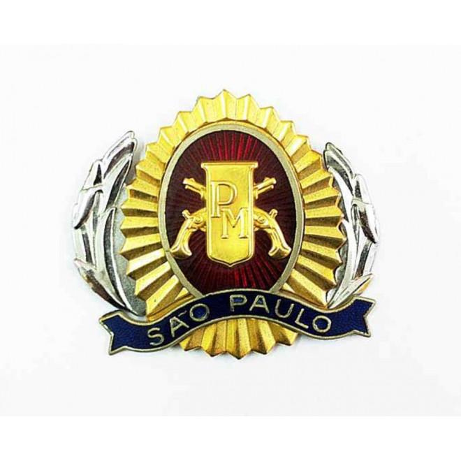 Distintivo de Boina Sargento PMSP - Militar Brasil - artigos ... 635a04e7def