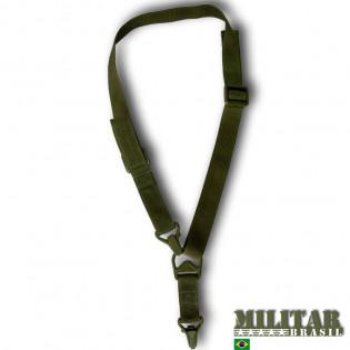Bandoleira MS3 MB Tactical - Verde