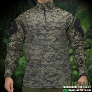 Combat Shirt Full Camo ACU G2 - Camo Tiger Digital